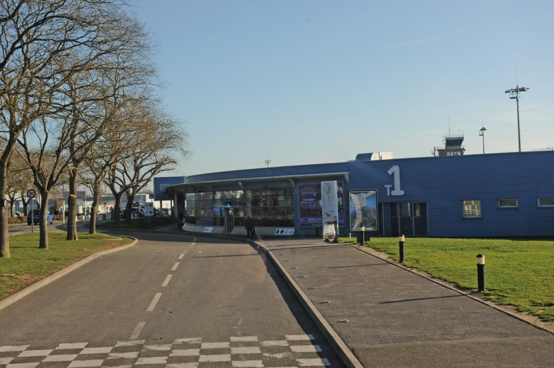 Paris Beauvais-Tille Airport