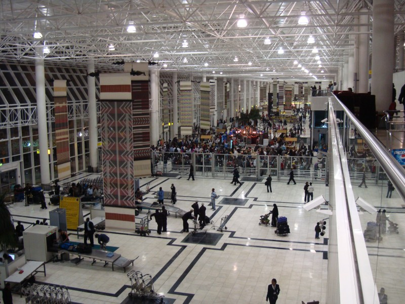 Addis Ababa Bole airport