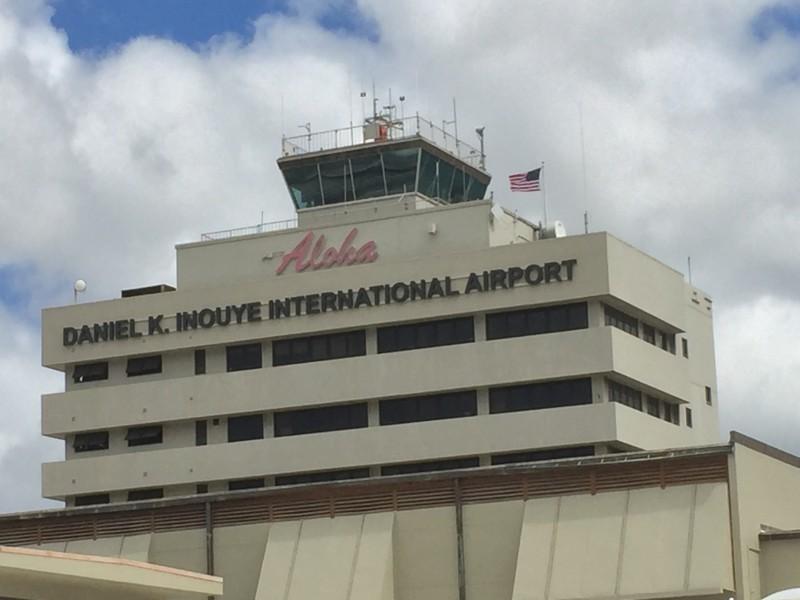 Honolulu Airport HNL