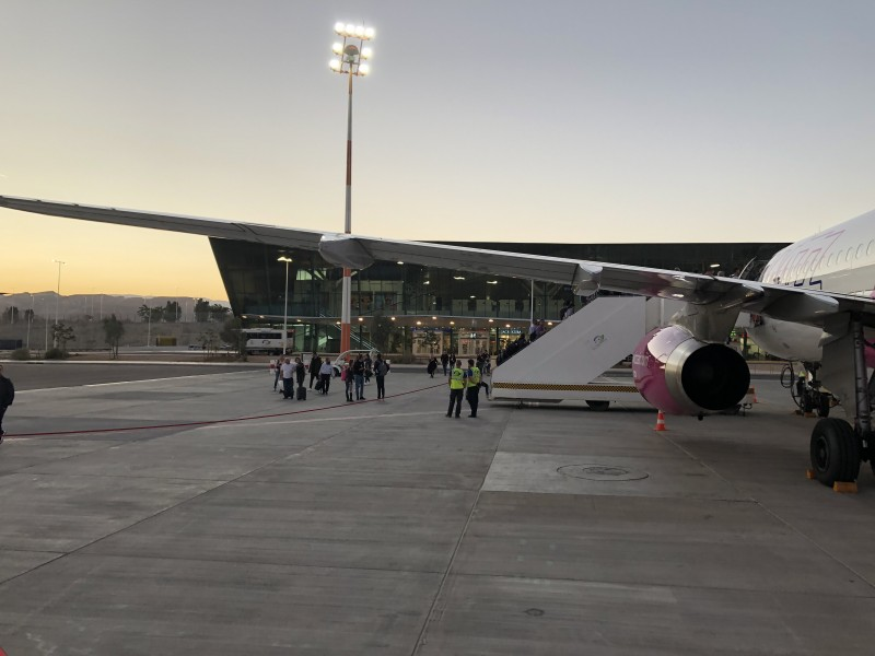Eilat Ramon Airport