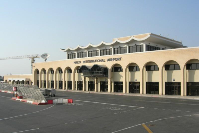 Luqa Airport Malta