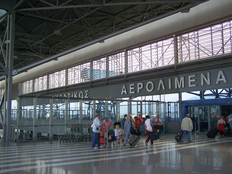 Makedonia Airport Thessaloniki