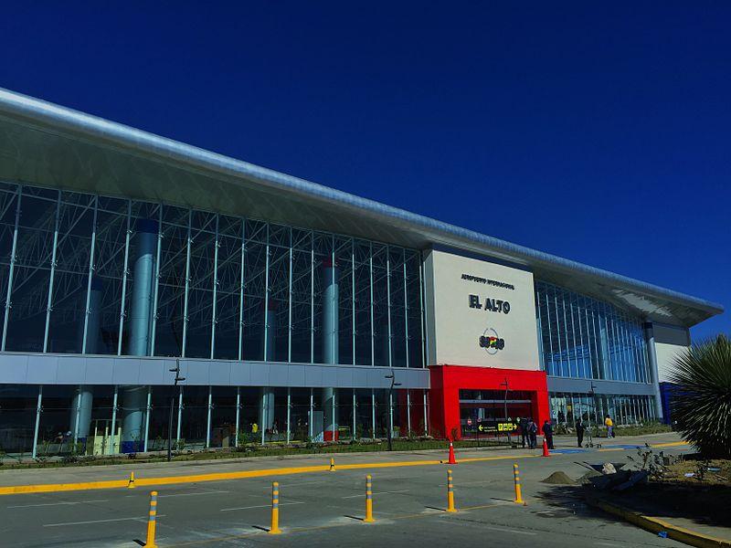 La Paz El Alto Airport