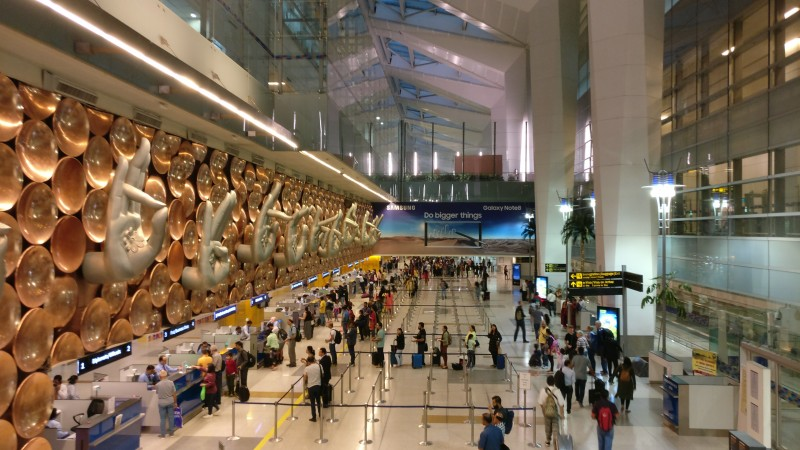 Gandhi International Airport