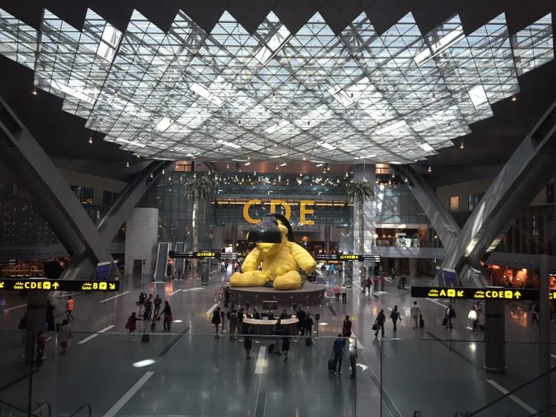 Doha Hamad Airport
