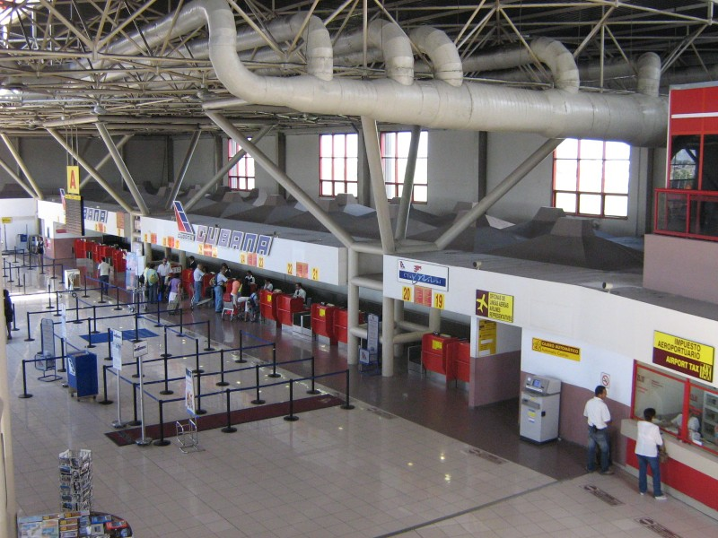 Jose Marti Airport Havana
