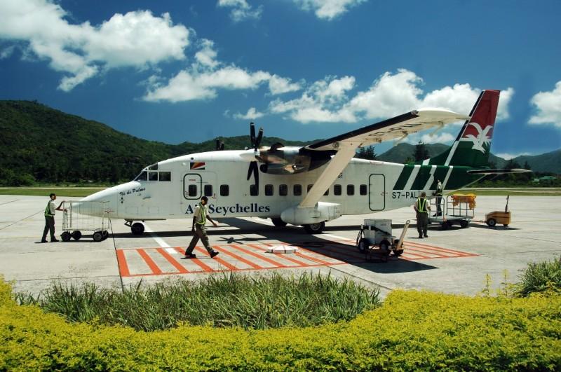 Seychelles Intl. Airport