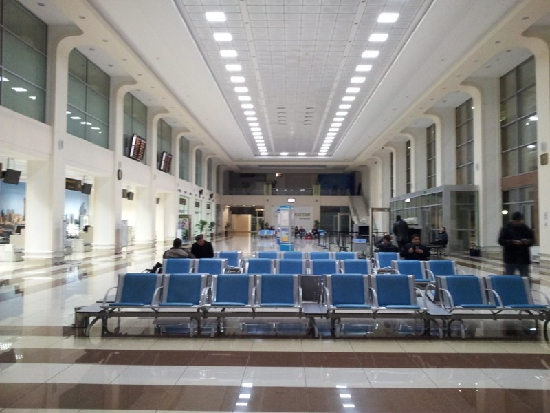 Tashkent International Airport