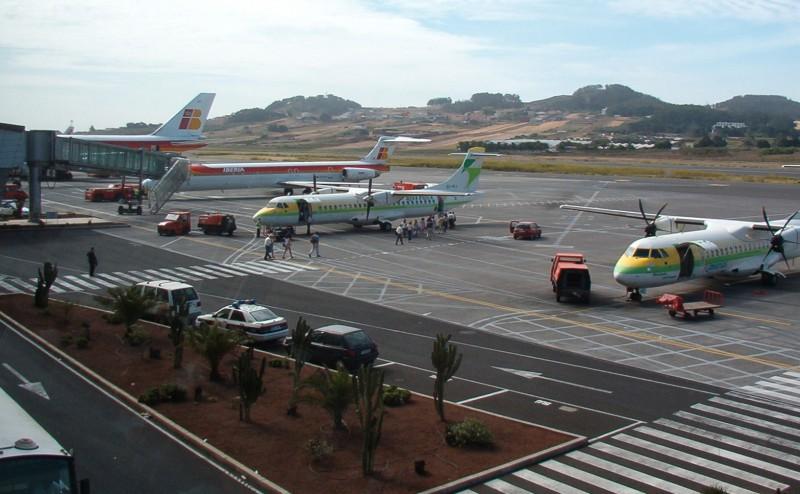 Tenerife Norte Airport