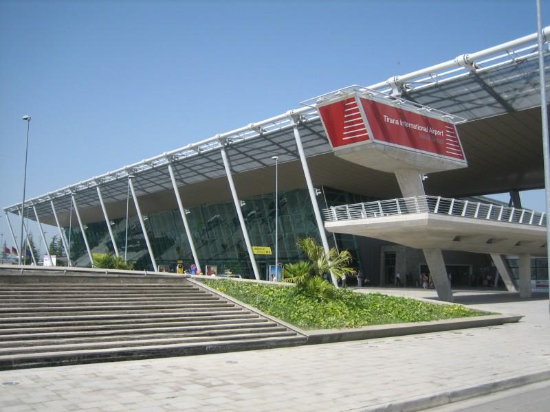 Tirana Rinas Airport
