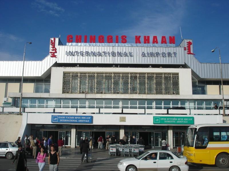 Chinggis Khaan airport
